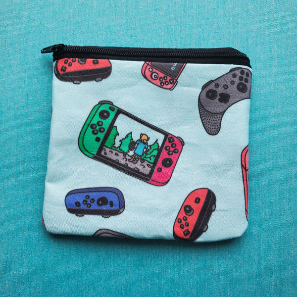 Game Controllers, zipper pouch
