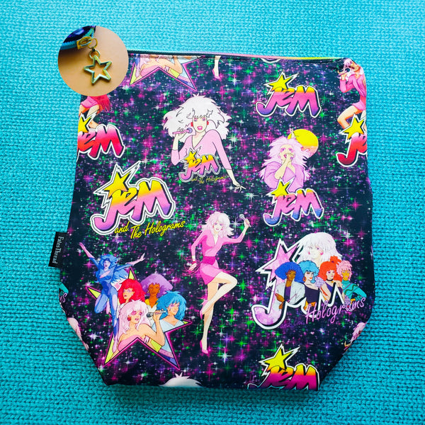 Truly Outrageous, small zipper bag