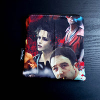 Movie Pouch, Notion pouch,  geeky coin purse