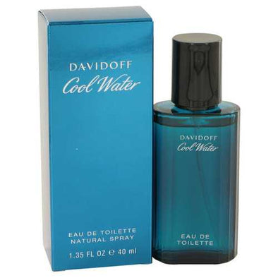 COOL WATER by Davidoff Eau De Toilette Spray 1.35 oz (Men)