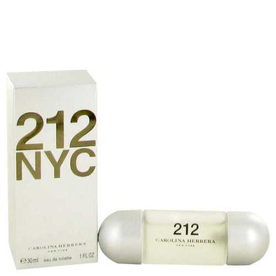 212 by Carolina Herrera Eau De Toilette Spray (New Packaging) 1 oz (Women)
