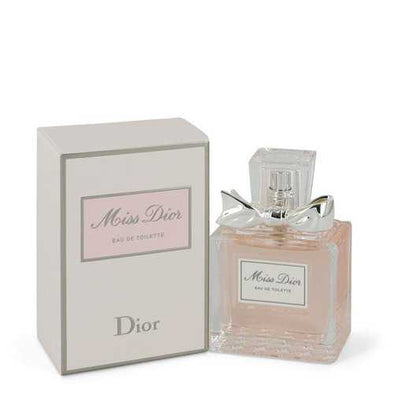 Miss Dior (Miss Dior Cherie) by Christian Dior Eau De Toilette Spray (New Packaging) 1.7 oz (Women)