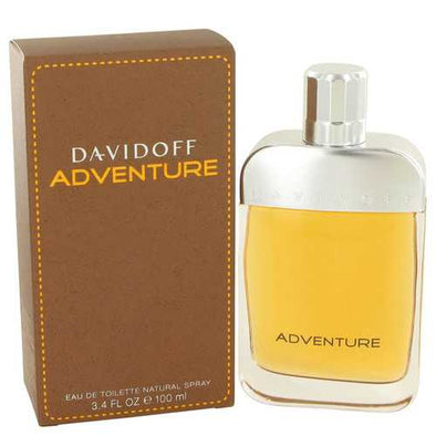 Davidoff Adventure by Davidoff Eau De Toilette Spray 3.4 oz (Men)