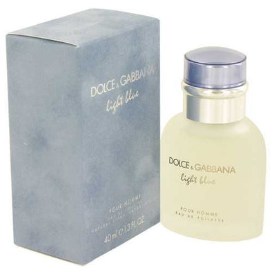 Light Blue by Dolce & Gabbana Eau De Toilette Spray 1.3 oz (Men)