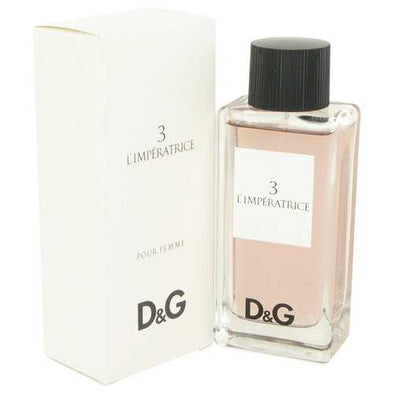 L'Imperatrice 3 by Dolce & Gabbana Eau De Toilette Spray 3.3 oz (Women)