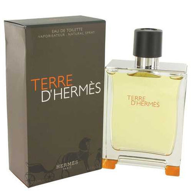 Terre D'Hermes by Hermes Eau De Toilette Spray 6.7 oz (Men)