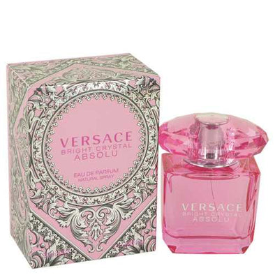 Bright Crystal Absolu by Versace Eau De Parfum Spray 1 oz (Women)