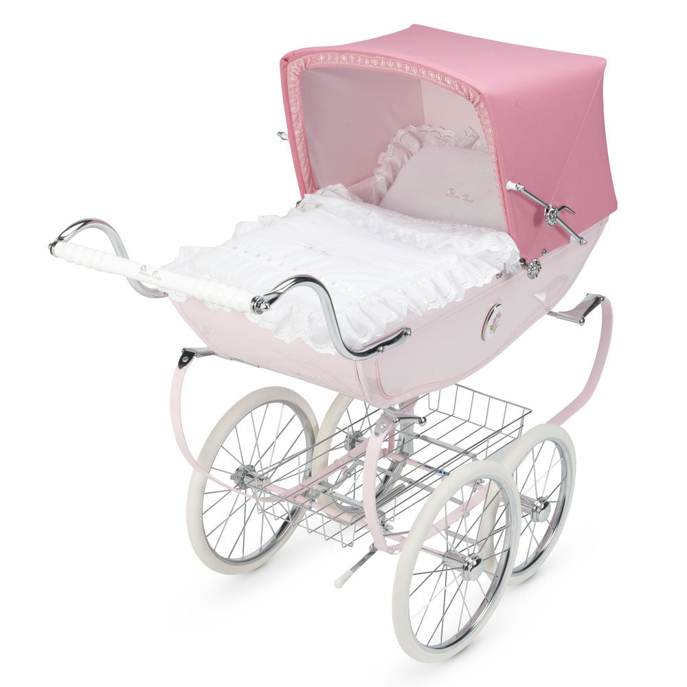 Dolls Pram Bedding Set