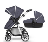 Pioneer 2 Midnight with carrycot