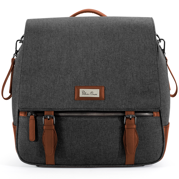 Wave Changing Bag -Granite