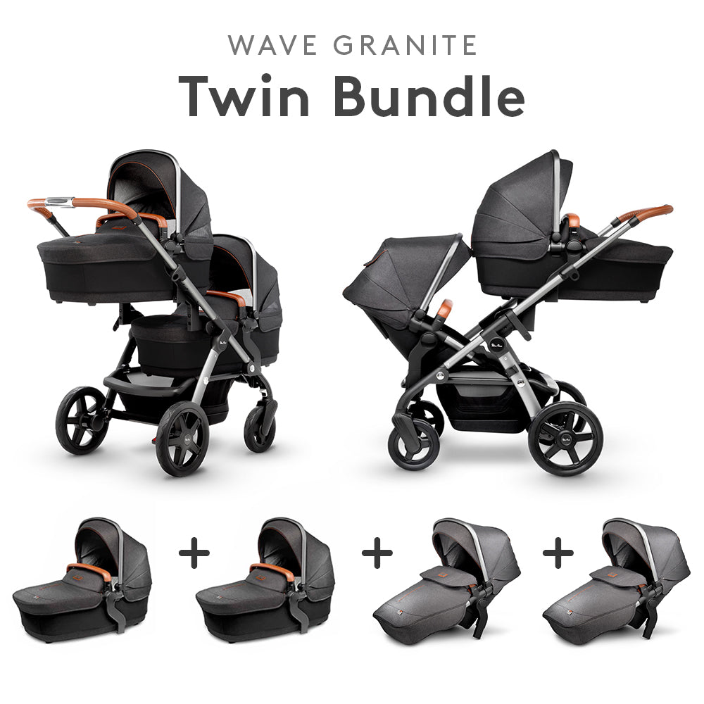 Wave V3 Granite Twin Bundle