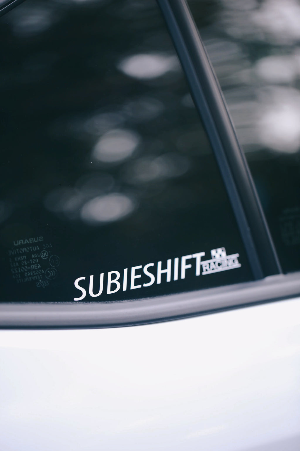 SUBIESHIFT Team Stickers