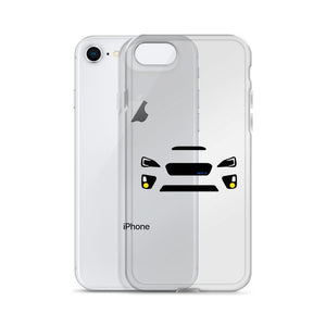 SUBIESHIFT 2015 WRX iPhone Case