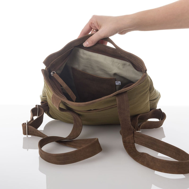 Safari Ani Fold Backpack