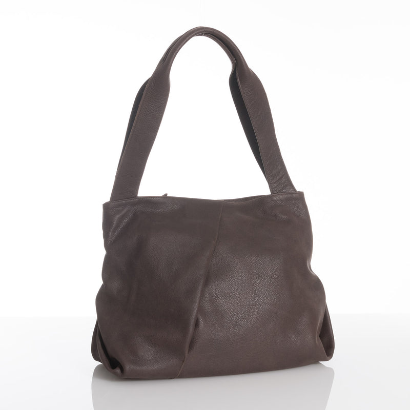 Dark Brown Benita Tote