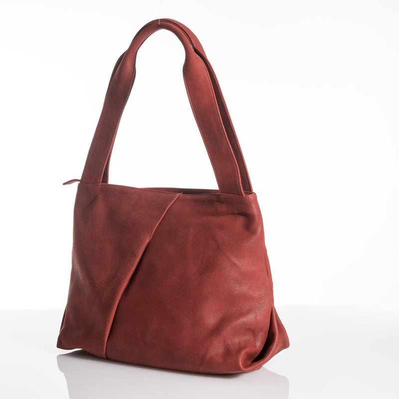 Black Victory Leather Tote