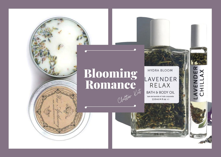 Blooming Romance Clutter Kit