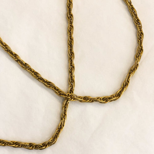 Vintage Extra Long Chain