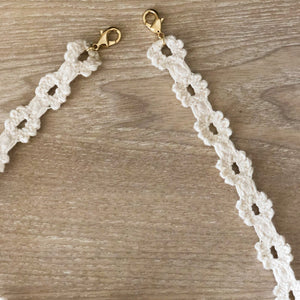 Macrame Mask Chain