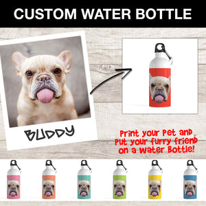 Custom Stainless Steel Water Bottle