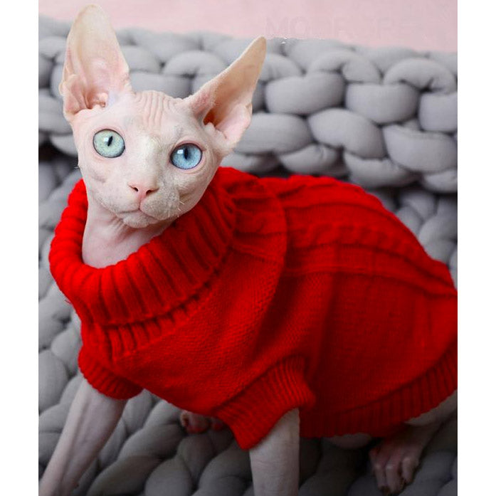 Sweater for small Dogs & Cats - petilly.com
