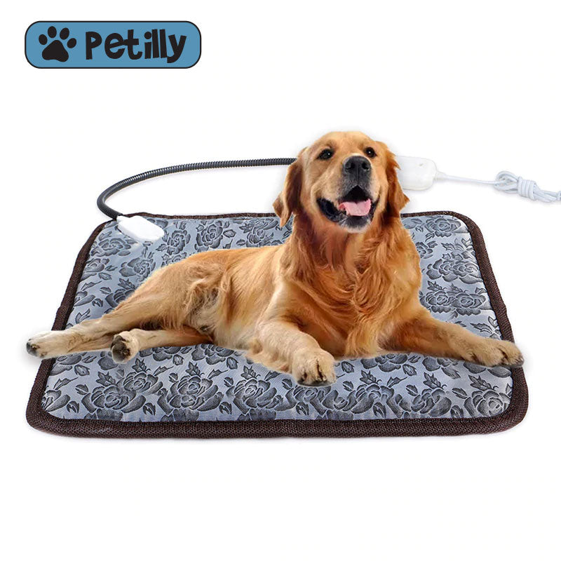 Heated Pet Bed - petilly.com