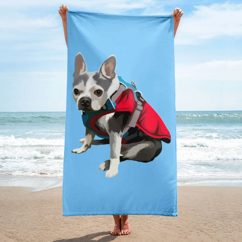 Beach Towel - petilly.com