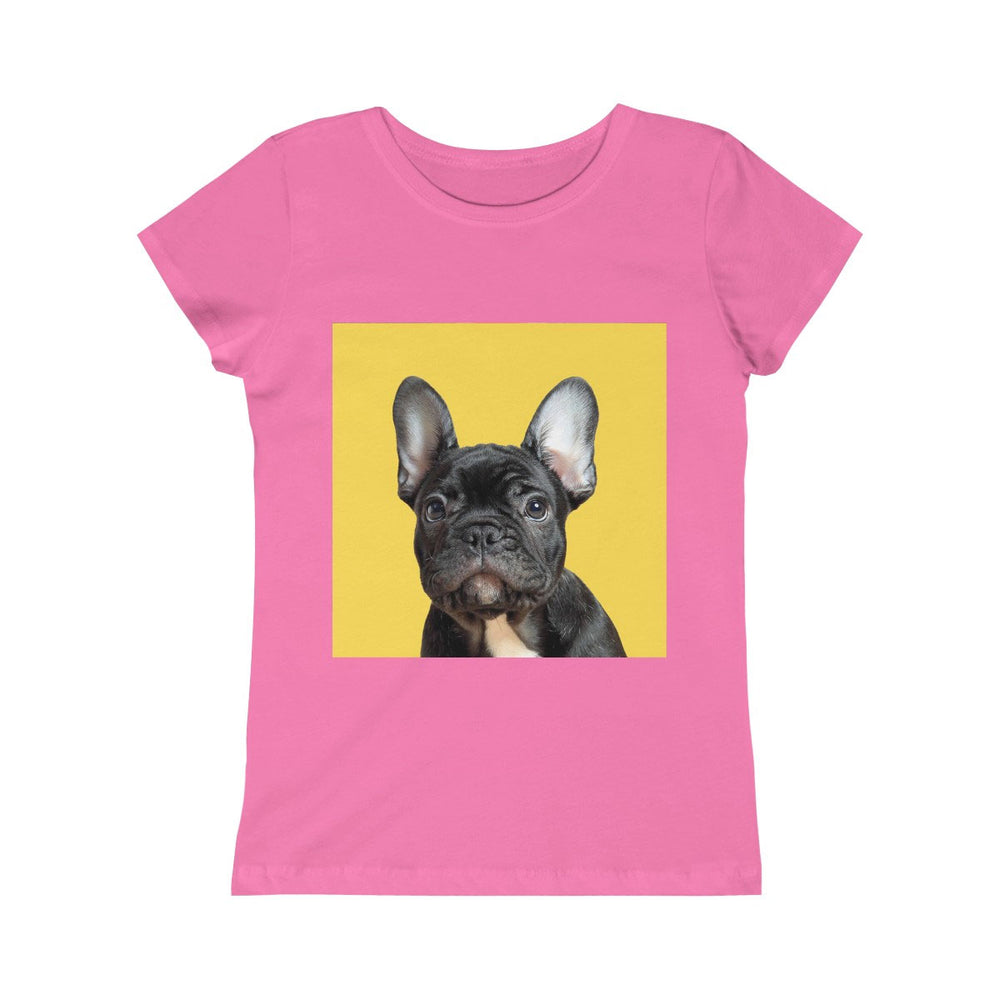 Girls Princess Tee - petilly.com