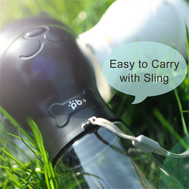 Portable Dog Water Bottle - petilly.com