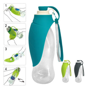 Sport Portable Dog Water Bottle - petilly.com