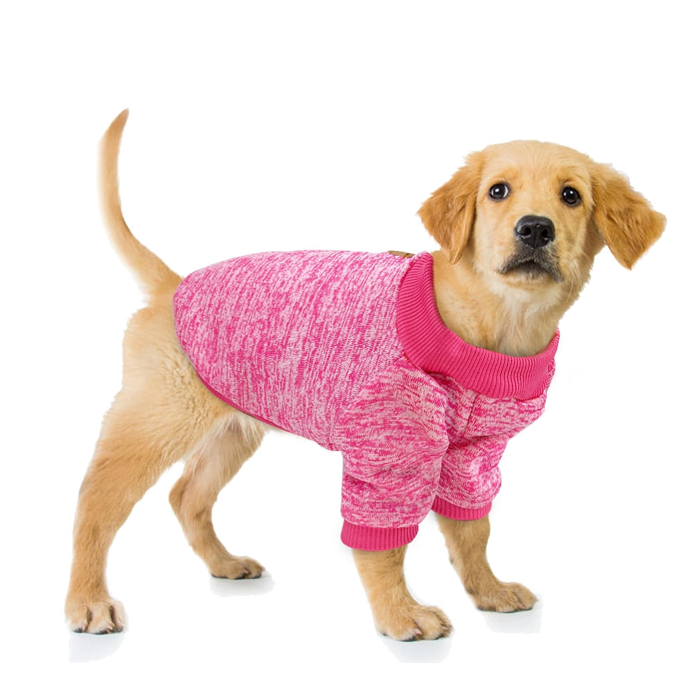 Casual Pet Sweater For Cats & Small Dogs - petilly.com
