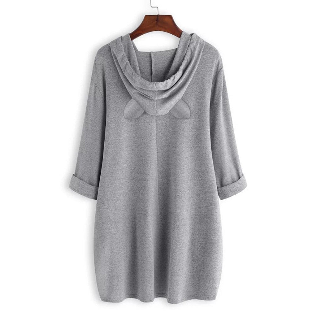 Baggy Hooded T - petilly.com