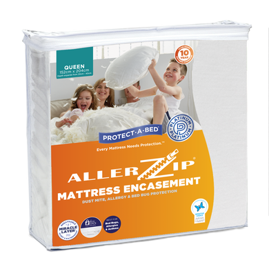 Allerzip Fully Encased Mattress Protector