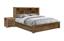 Load image into Gallery viewer, Augusta timber storage bed