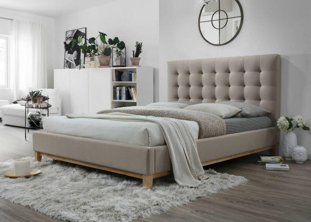 Aries Upholstered Bed