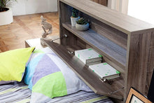 Load image into Gallery viewer, Charlie kids gas lift storage bed