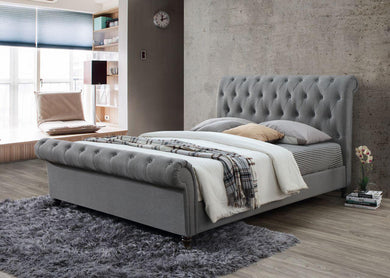 Naples Upholstered Bed