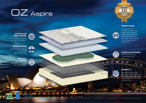 Oz Aspire Mattress