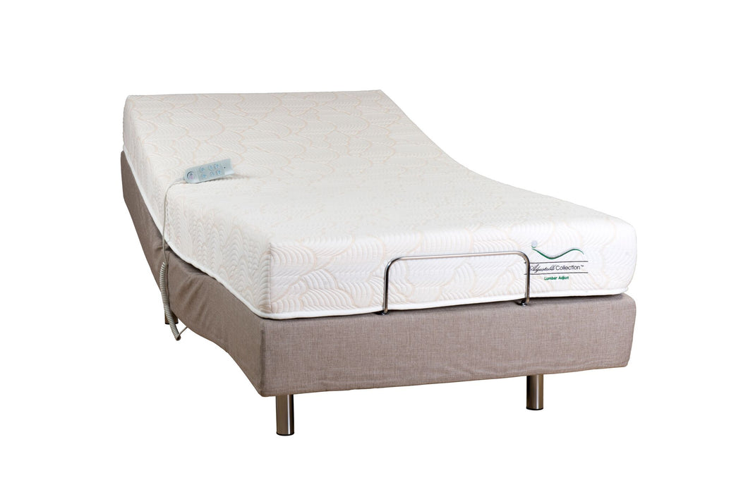 ProMotion Deluxe Adjustable Base with Mattress