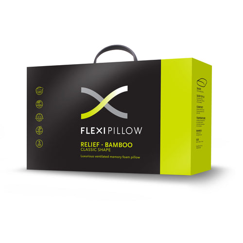 Relief Classic Memory Foam Pillow