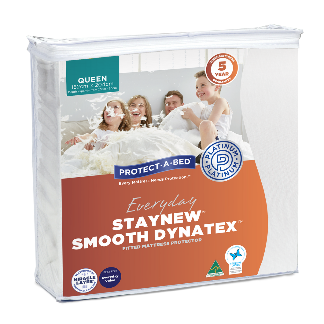 Everyday Smooth Staynew Mattress Protector