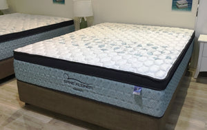 Spine Aligner Plush Mattress