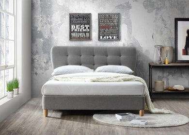Turin Upholstered Bed