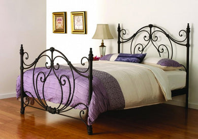 Bogart Wrought Iron Bedframe