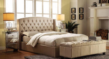 Load image into Gallery viewer, Hampton upholstered bed