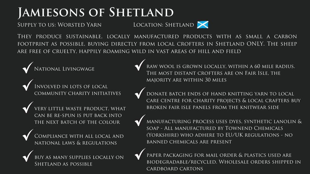 Jamiesons of Shetland Prickly Thistle Supplier