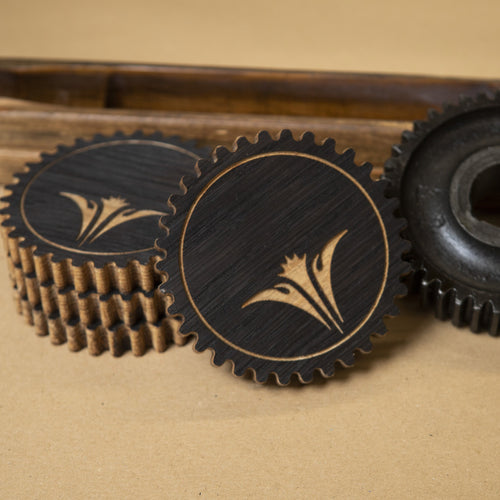 Coaster Cog Set