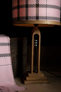 The Weavers Coorie Lamp
