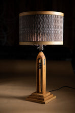 Load image into Gallery viewer, The Weavers Lamp