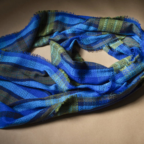 Earth Day 2020 Blanket Scarf